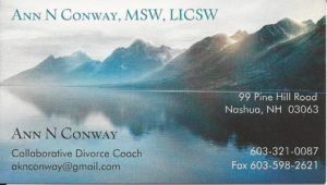 Ann N. Conway, MSW, LICSW